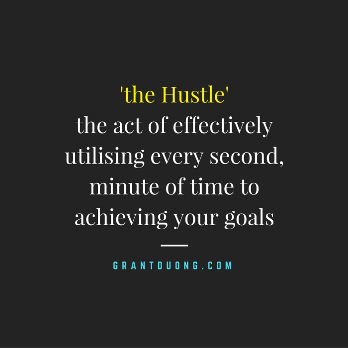 hustlethe-act-of-utilising-every-second-minute-of-time-to-achieving-your-goals